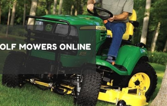 Your Premium Guide to Buying and Leasing Golf Course Equipment