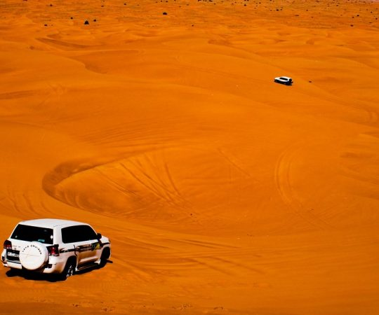 Everything you need to know before you go to the Dubai Desert