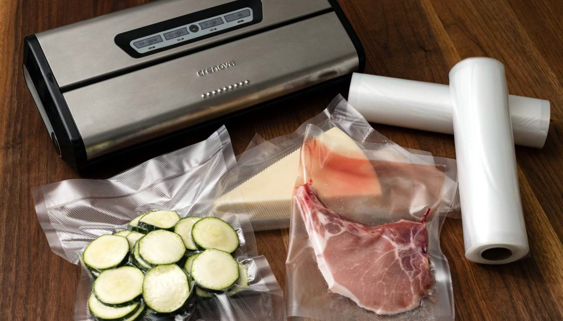 What to look for when buying a vacuum sealer