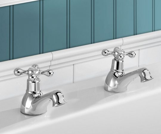 Bathroom Basin Taps to Complement your Chosen Theme