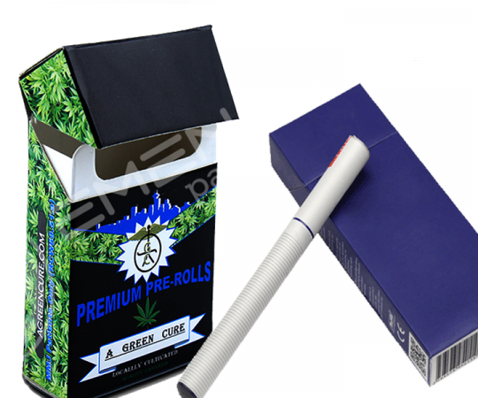 What kind of Custom Cigarette Packaging you Need for Creating Brand Awareness?