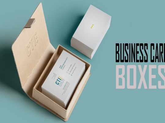 Are customized business card boxes beneficial anymore? 7 shocking facts