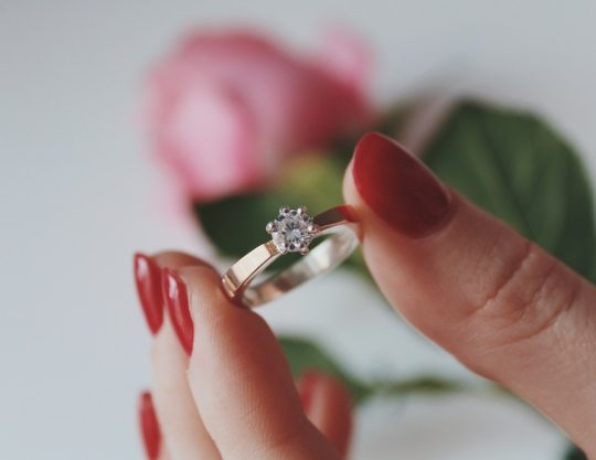 Why Diamond Rings are Perfect Possession for Women