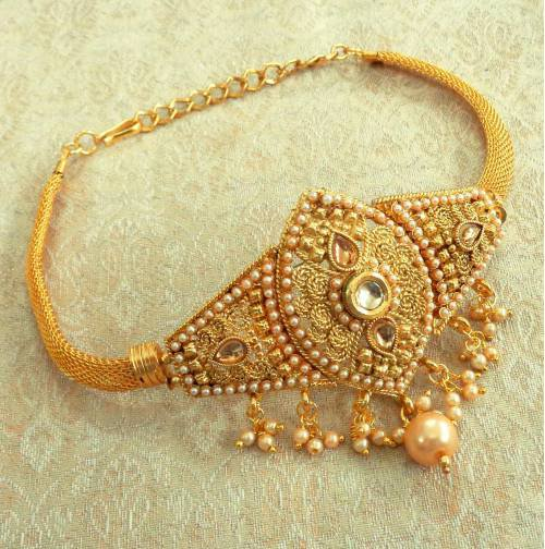 How to get the best and precious Bajuband jewelry online?