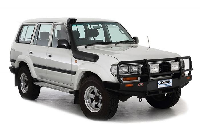 Things You Need To Know About A Toyota Land Cruiser Snorkel