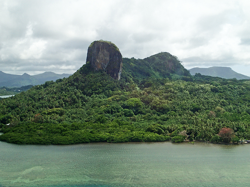 7 incredible Places in Pohnpei?